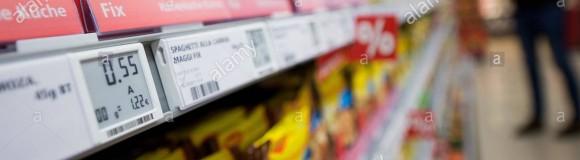 Ο δείκτης τιμών καταναλωτή για τα τρόφιμα τον Απρίλιο 2021 βρίσκεται στο ίδιο επίπεδο με τον Απρίλιο 2013